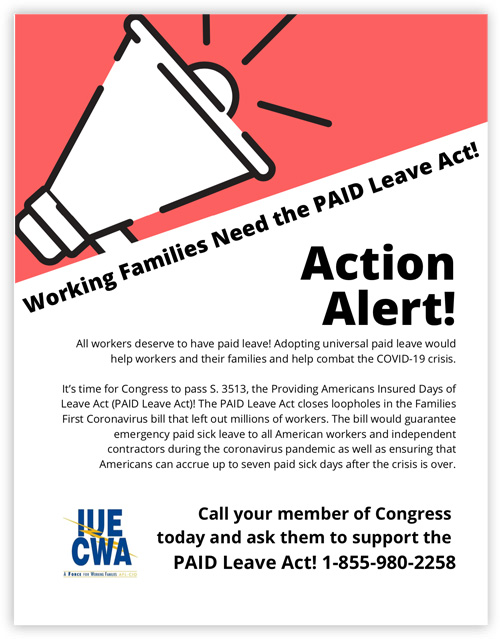 Paid Leave Act